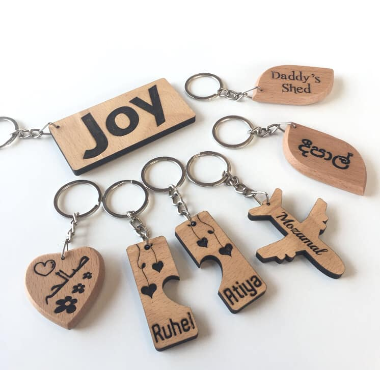 Unique Design Key fobs