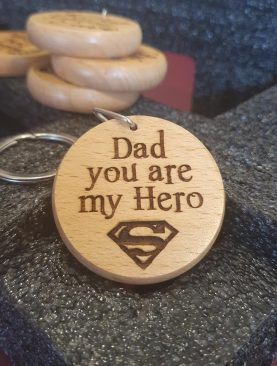 Dad you are my Hero