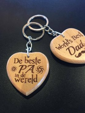 World's best Dad, De beste PA in the wereld