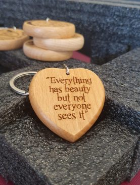 Everything has beauty but not everyone sees it
