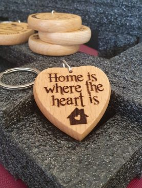 Home where the heart is