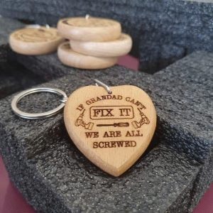 Grandad will fix it