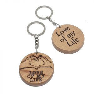 Keyring gift for Him and Her