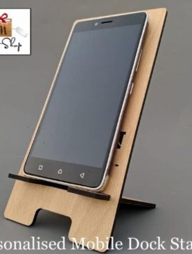 Personalised Mobile Dock Station