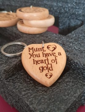 Mum you have a gold of heart