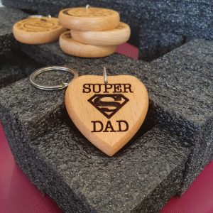 Super Dad in heart