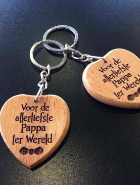 For the sweetest Dad in the World, Voor allerliefste Pappa ter Wereld