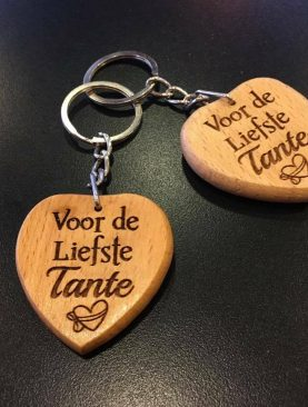 For the sweetest Aunt, Voor de liefste Tante