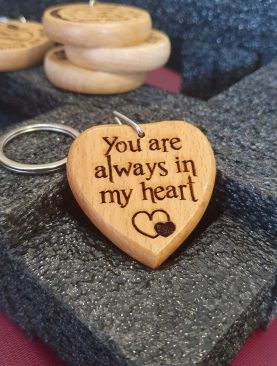 You are always in my heart