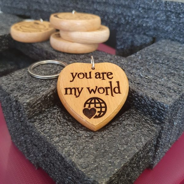 You are my world