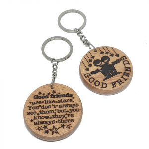 Best Friend Keyring
