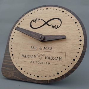Mr & Mrs Clock