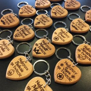 Different Language Keyrings