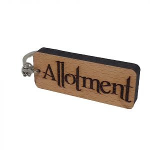 Allotment Keyring