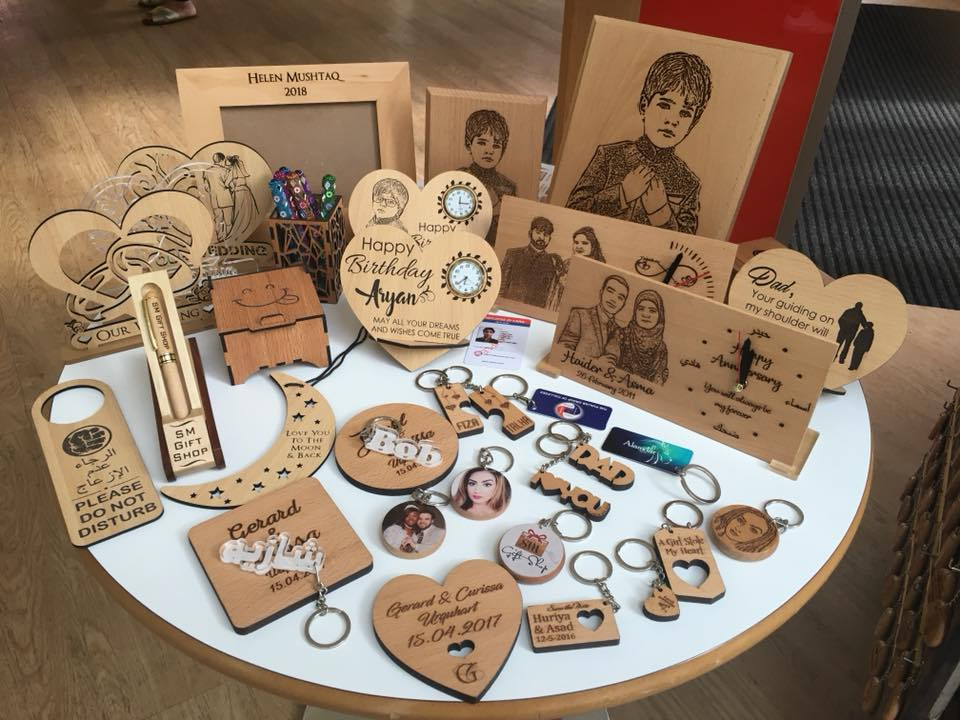 Wooden Gifts
