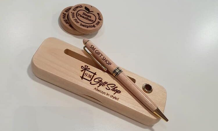Personalised Pen & Case