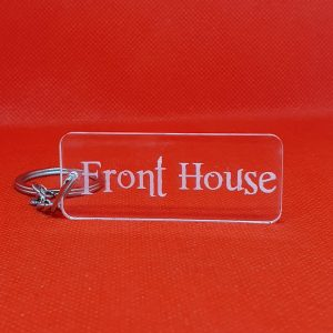 Front House Key Ring