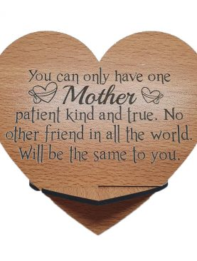 Mother is true friend